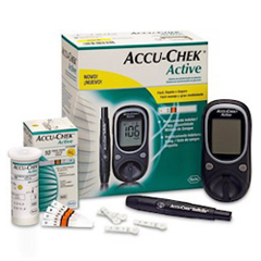 Accu-Check Active glucometer