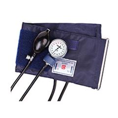 Hand held sphygmomanometers